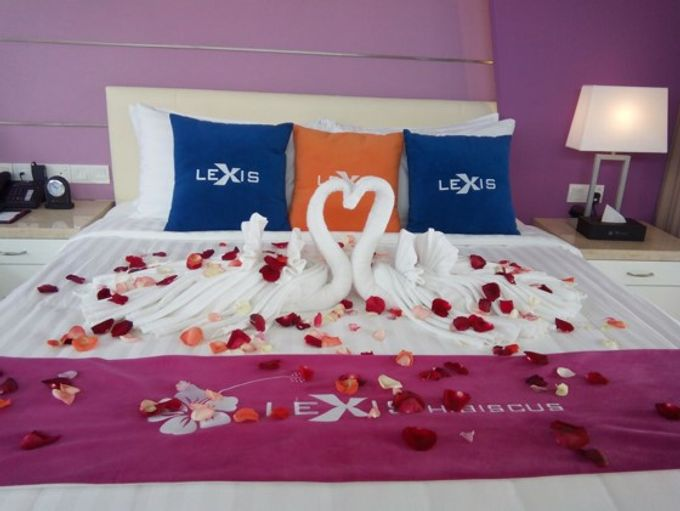Special Room Decorations by Lexis Suites Penang - 009