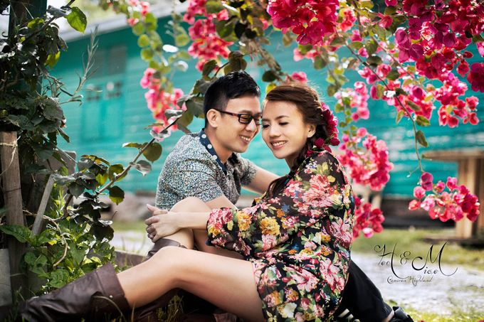 The best of  Pre-Wedding in Cameron Highland by maxtography - 040