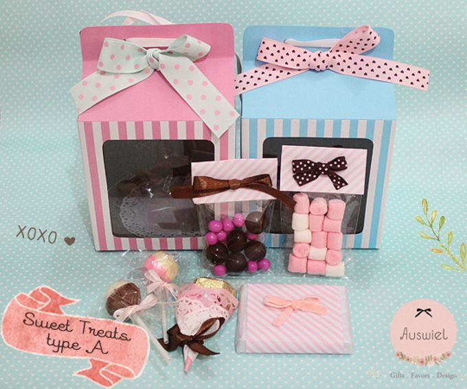 Gifts & Favors by La Belle Vie flower - 006