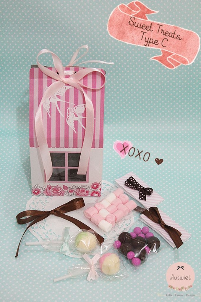 Gifts & Favors by La Belle Vie flower - 008