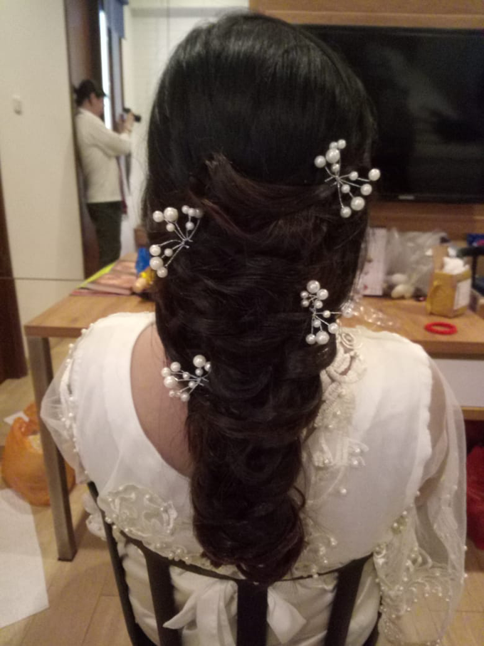 Haido for the bride  by Sweetie bridal - 004