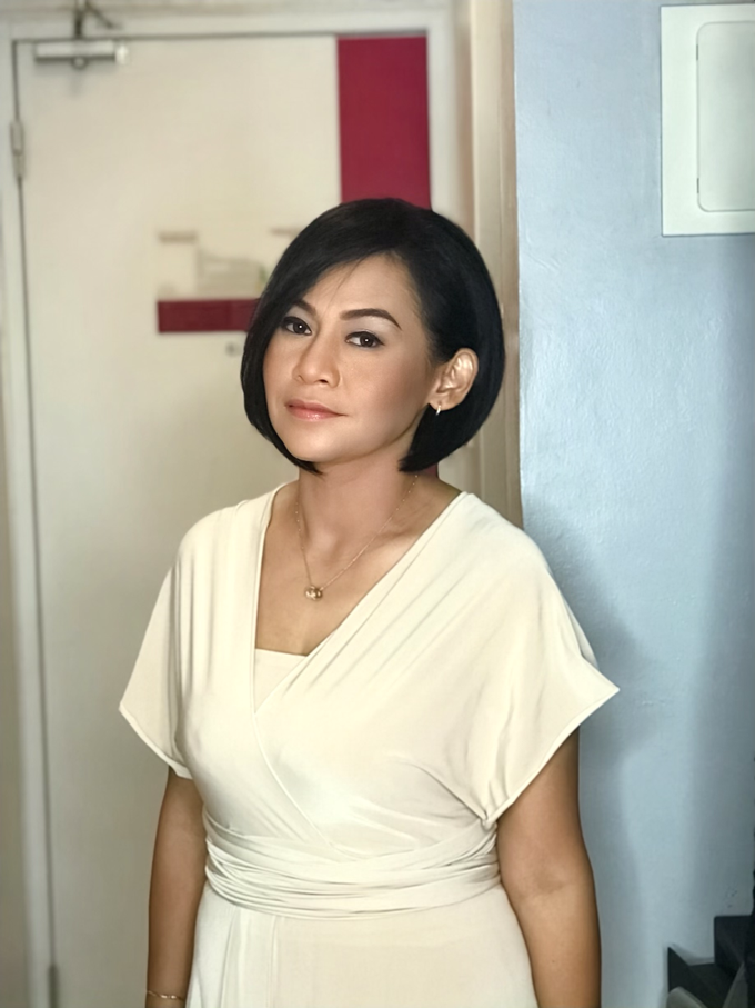 Makeup n hair do for Mrs Dachi by Sweetie bridal - 002