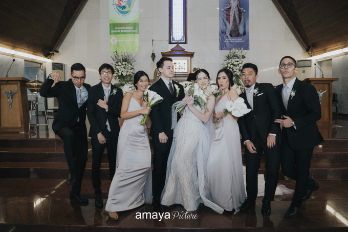 Wedding of Stephen and Stella by Brillington & Brothers - 012