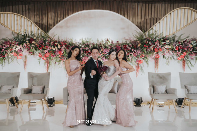 Wedding of Stephen and Stella by Brillington & Brothers - 038