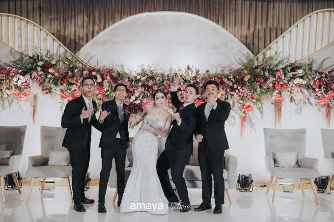 Wedding of Stephen and Stella by Brillington & Brothers - 039