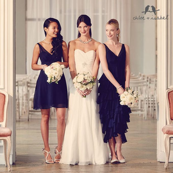 Jewelry on Brides by C & I by Luxe Line - 016