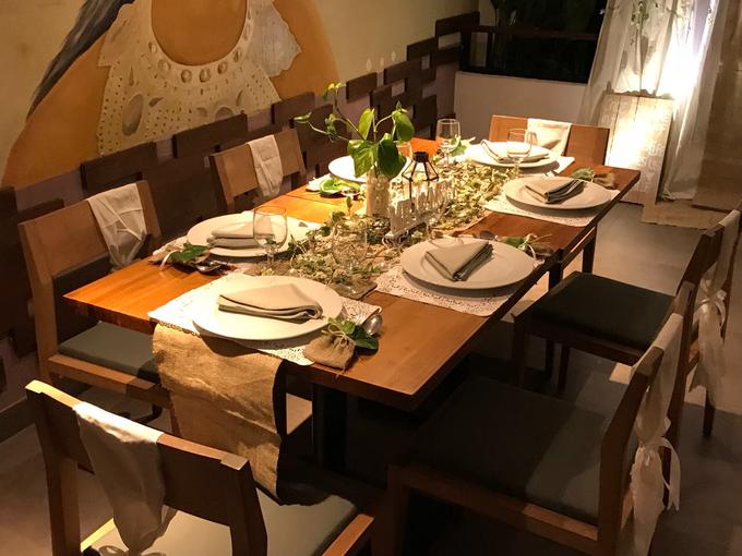 Wedding Rehearsal Dinner by Swiss-Belhotel Petitenget - 003
