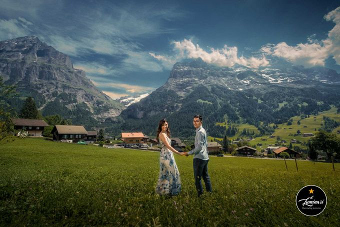 Switzerland Wedding Photography by The Luminari - 012