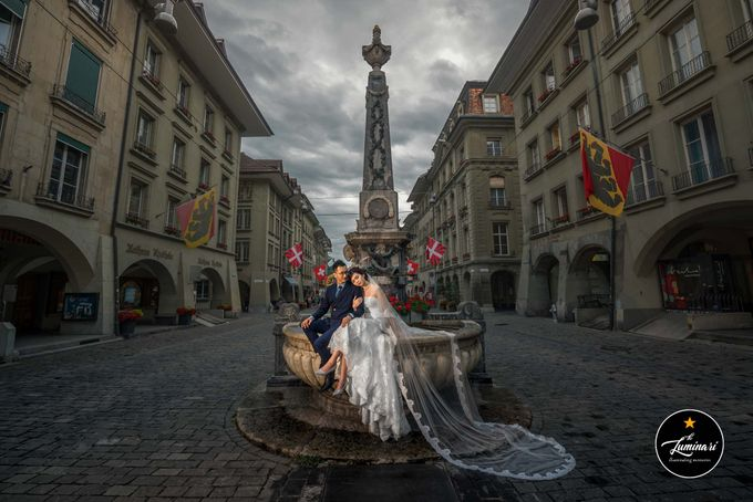 Switzerland Wedding Photography by The Luminari - 016