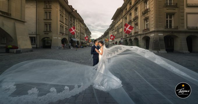 Switzerland Wedding Photography by The Luminari - 001