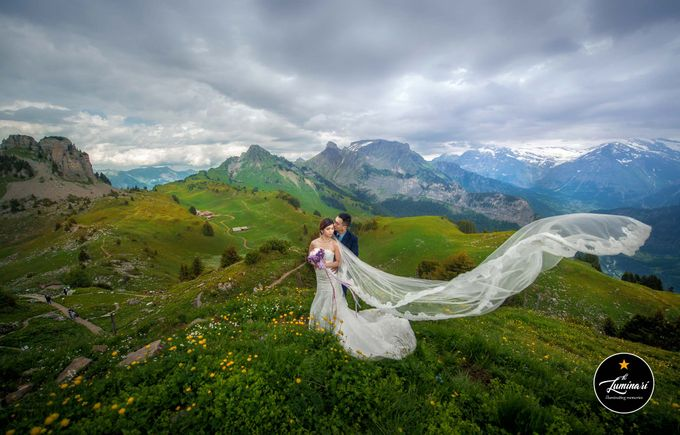 Switzerland Wedding Photography by The Luminari - 024