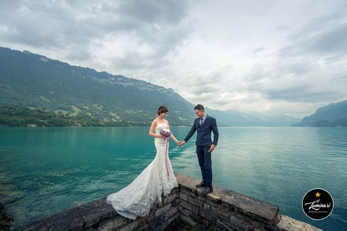 Switzerland Wedding Photography by The Luminari - 027
