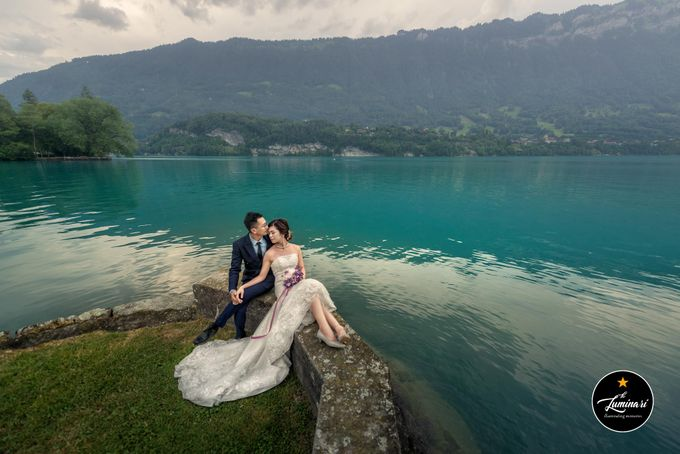 Switzerland Wedding Photography by The Luminari - 028