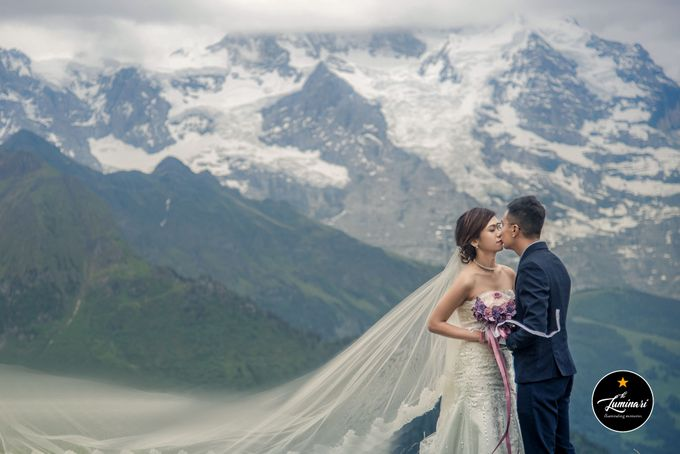 Switzerland Wedding Photography by The Luminari - 031
