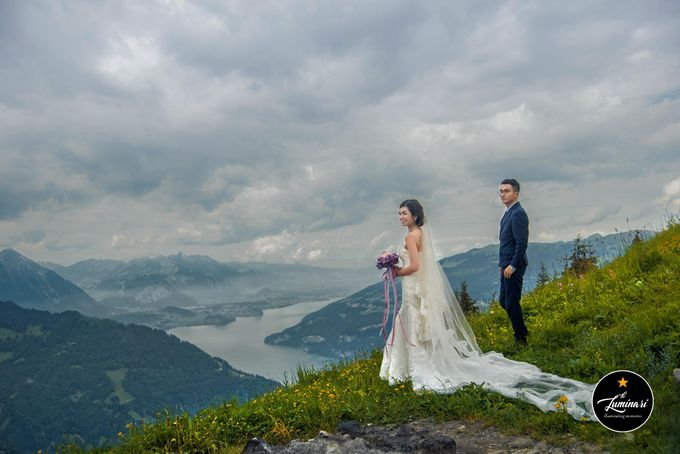 Switzerland Wedding Photography by The Luminari - 032