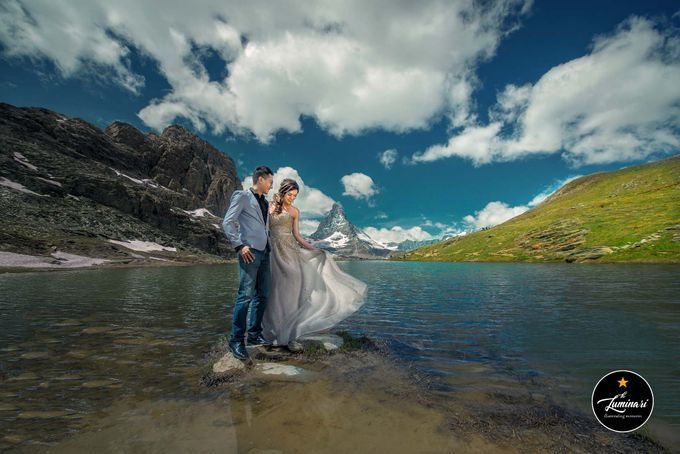 Switzerland Wedding Photography by The Luminari - 009
