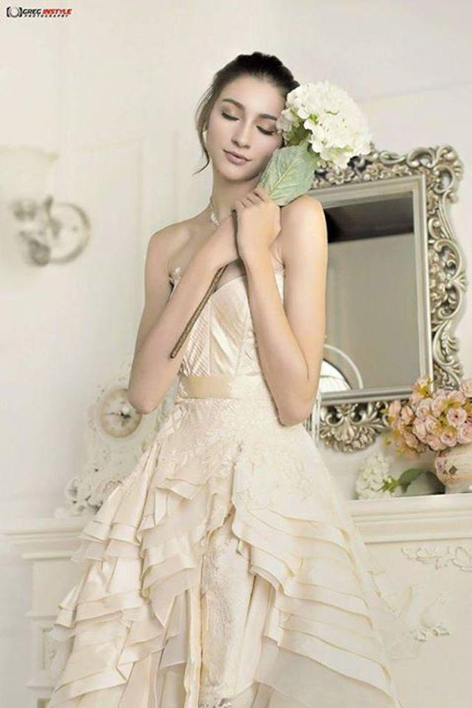 Victorian Bridal Pre Wedding Shoot by Beautistylebykoreen - 001