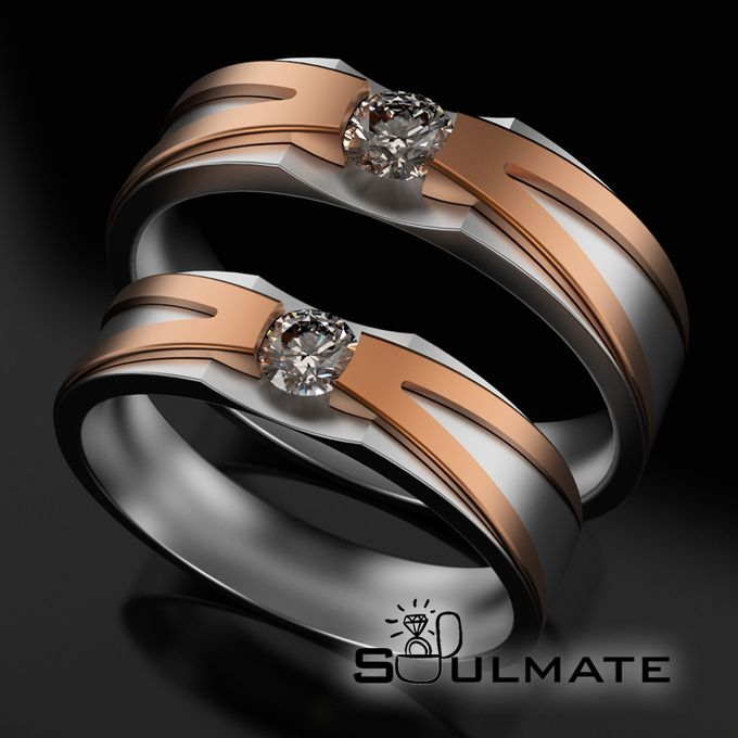 Soulmate Collection by Cincin Soulmate - 009