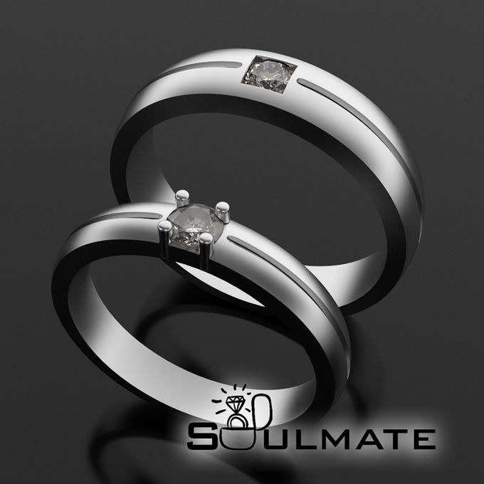 Soulmate Collection by Cincin Soulmate - 010
