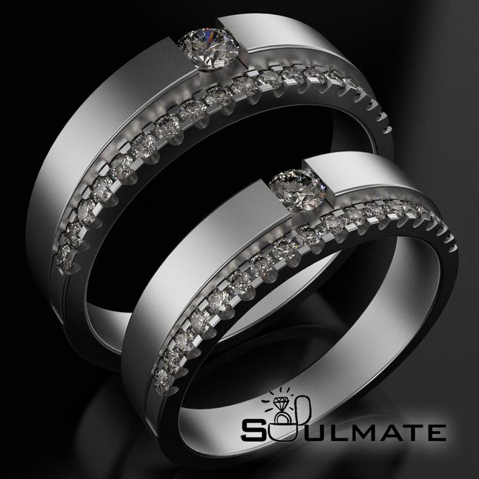 Soulmate Collection by Cincin Soulmate - 011