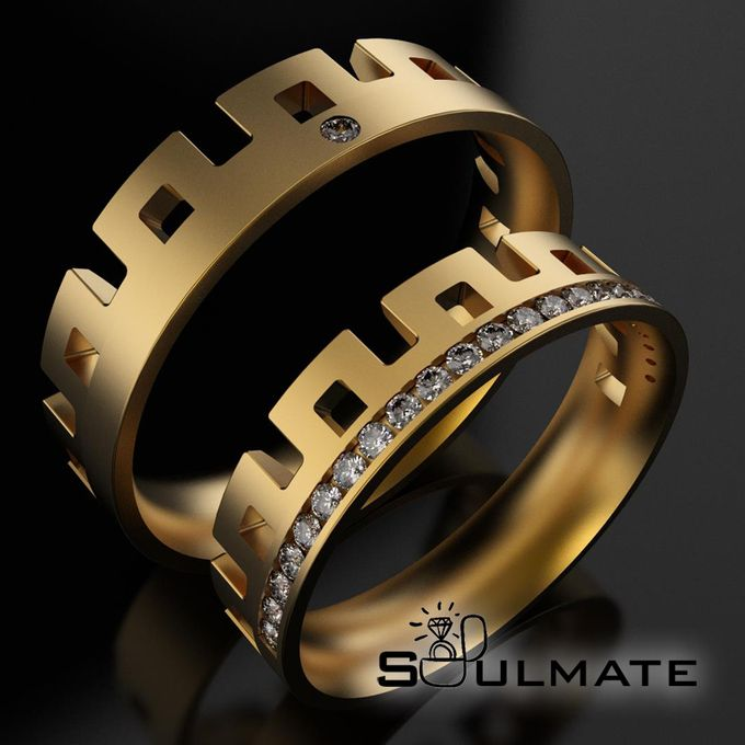 Soulmate Collection by Cincin Soulmate - 012