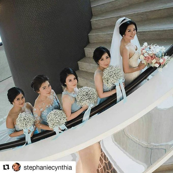 Glowing Makeup For Bridesmaids by MakeupbyDeviafebriani - 006