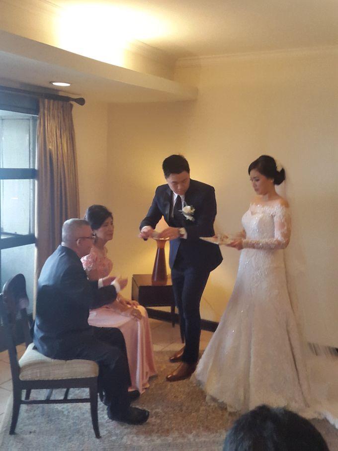 The Wedding Denny Oswaldo & Lusiana Tanudjaja by Red Hat Organizer - 018