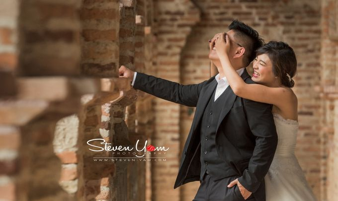 Pre Wedding & Couple Portraiture by Steven Yam Photography - 035