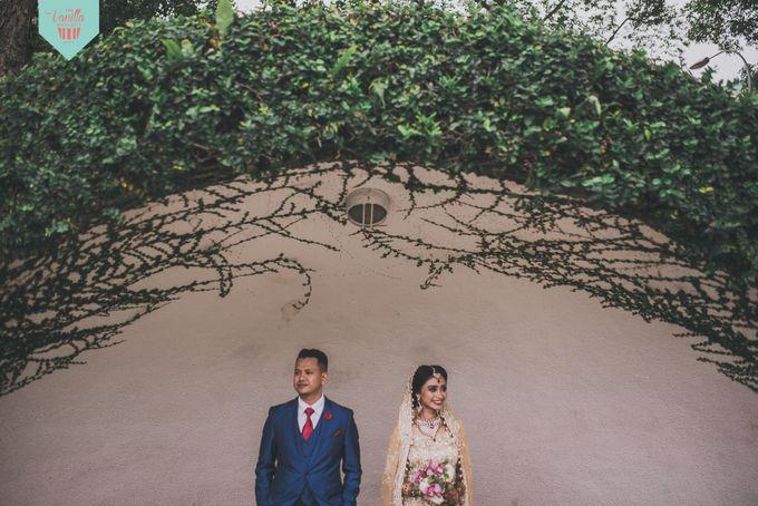 Syamil & Rasyidah by The Vanilla Project - 022
