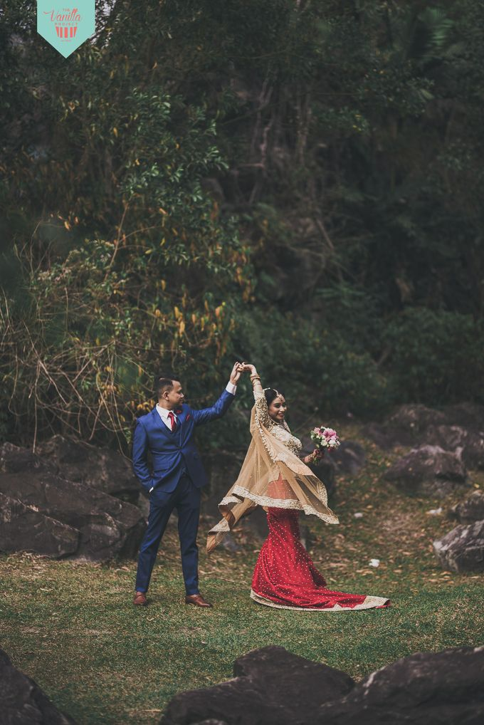 Syamil & Rasyidah by The Vanilla Project - 026