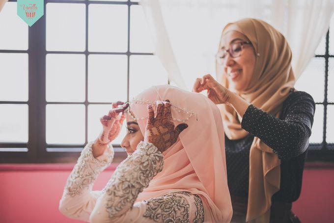 Syamil & Rasyidah by The Vanilla Project - 001