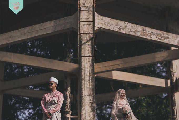 Syamil & Rasyidah by The Vanilla Project - 013