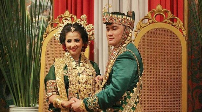 Resepsi Pernikahan Adat Bugis Karin & Acho by CARI WEDDING ORGANIZER - 001