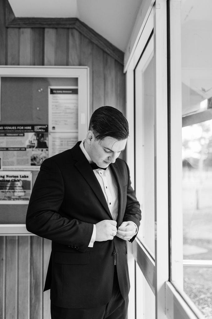 Wedding by Born in November Photographs - 002