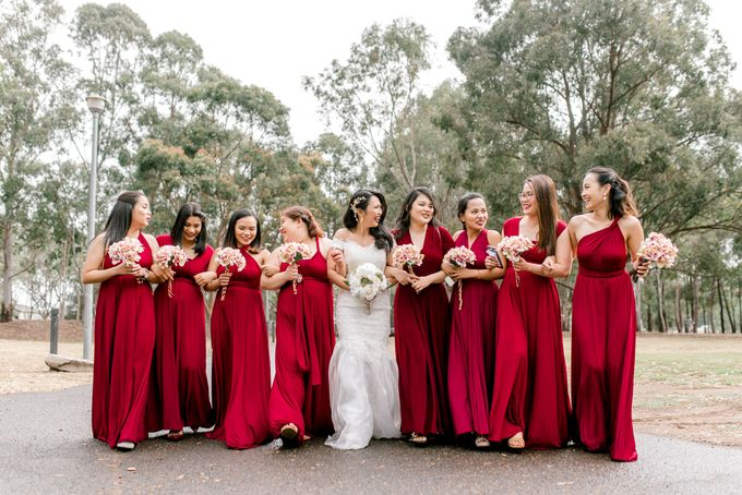 Wedding by Born in November Photographs - 011