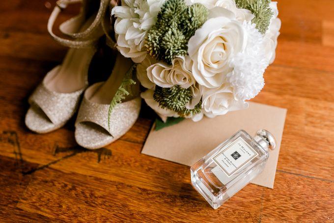 Wedding by Born in November Photographs - 001