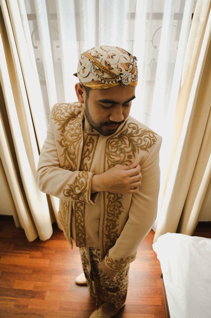 Syifa & Karim | Wedding by Kotak Imaji - 012