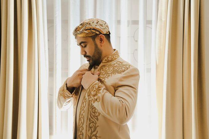Syifa & Karim | Wedding by Kotak Imaji - 013