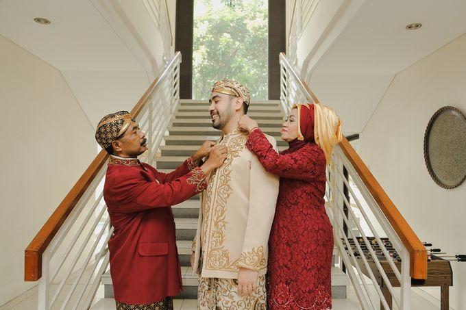 Syifa & Karim | Wedding by Kotak Imaji - 014