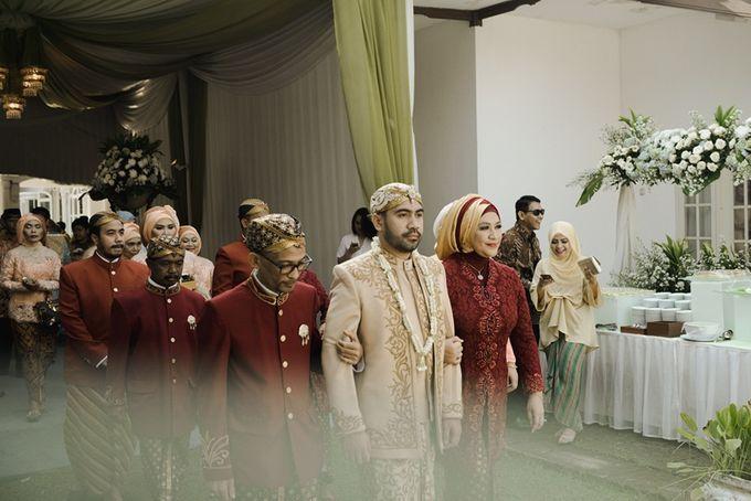 Syifa & Karim | Wedding by Kotak Imaji - 017