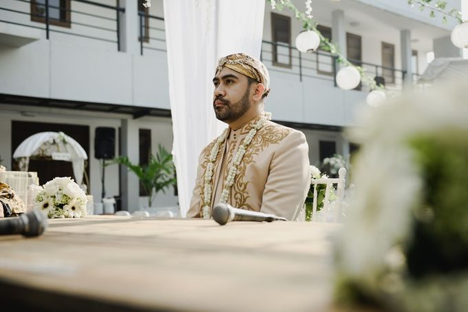 Syifa & Karim | Wedding by Kotak Imaji - 020