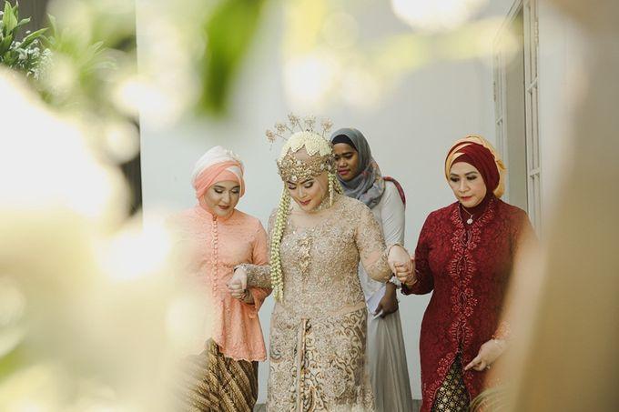 Syifa & Karim | Wedding by Kotak Imaji - 021