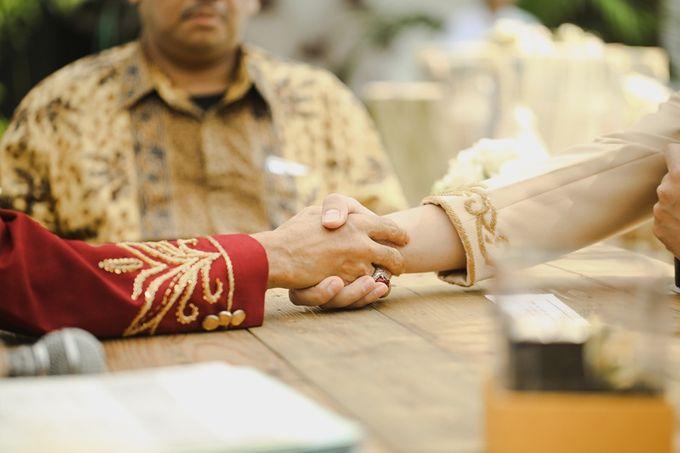 Syifa & Karim | Wedding by Kotak Imaji - 023