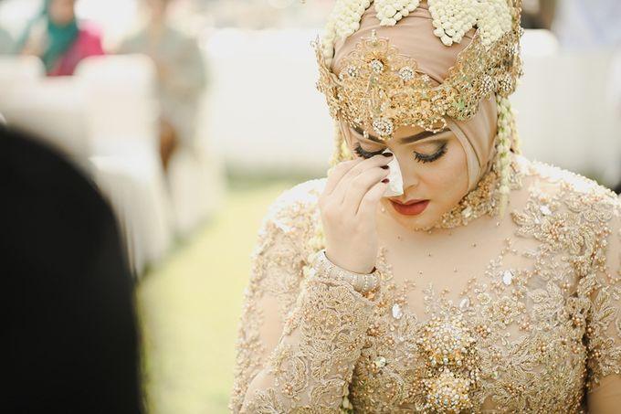 Syifa & Karim | Wedding by Kotak Imaji - 025