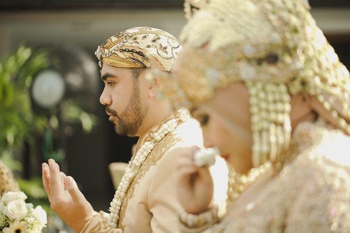 Syifa & Karim | Wedding by Kotak Imaji - 026