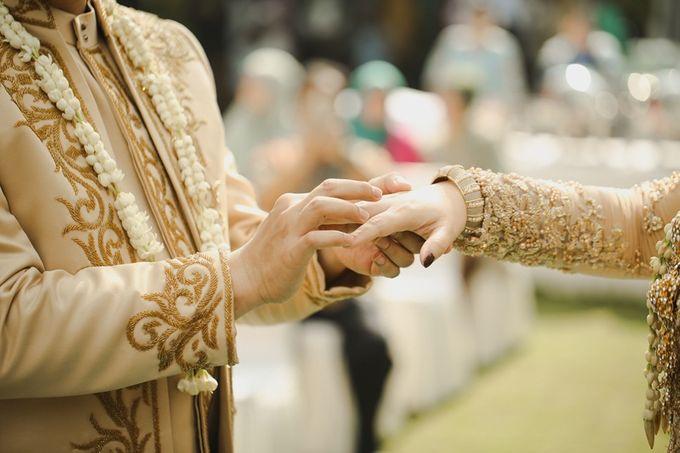 Syifa & Karim | Wedding by Kotak Imaji - 028