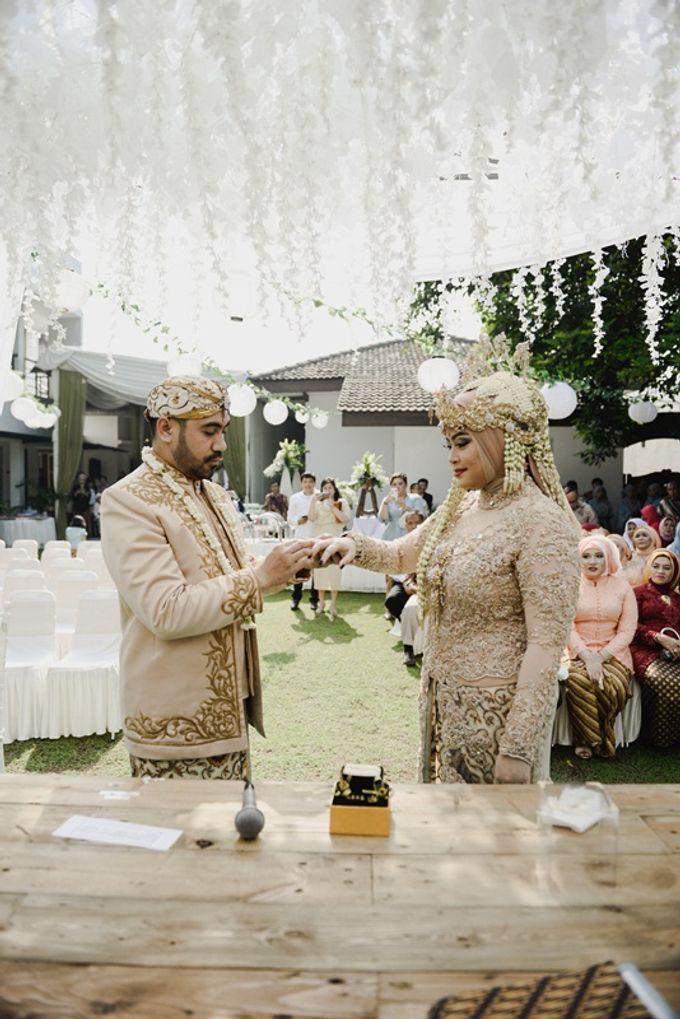 Syifa & Karim | Wedding by Kotak Imaji - 029