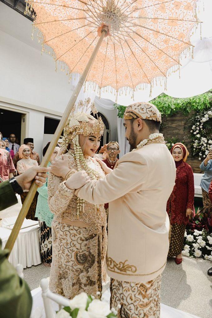 Syifa & Karim | Wedding by Kotak Imaji - 034
