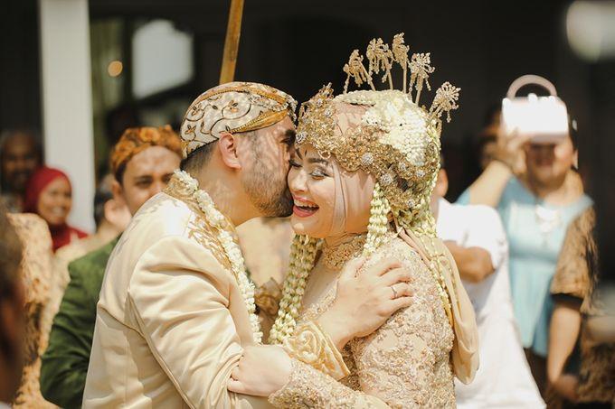 Syifa & Karim | Wedding by Kotak Imaji - 035