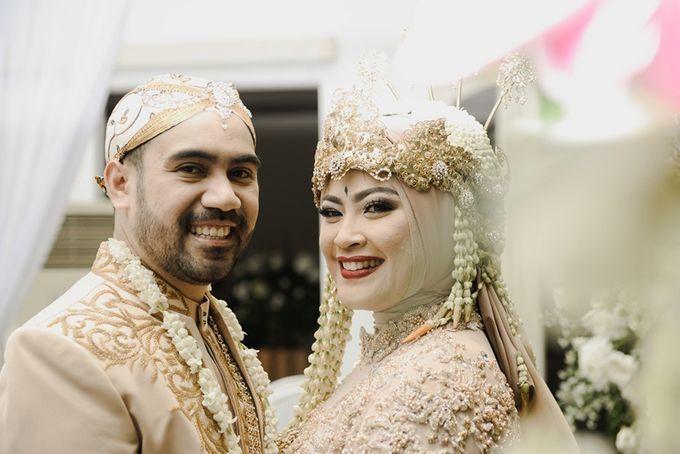 Syifa & Karim | Wedding by Kotak Imaji - 045